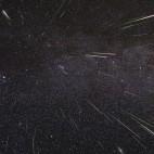 Perseiderne og Stjerneregn