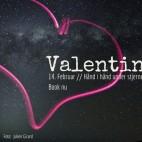 Valentines - Hånd i hånd under stjernerne